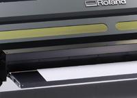 специальный приемный столик на LEC-540 для печати на жестких материалах