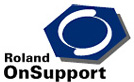 Программа Roland OnSupport