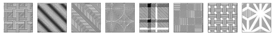 Библиотека текстур Roland Texture System Library для LEF-200