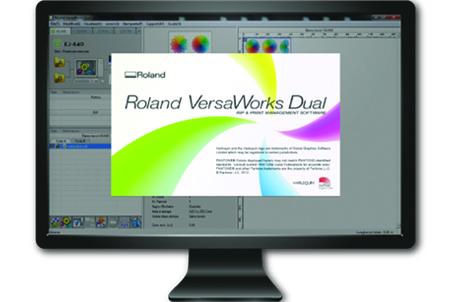 RIP программа Roland VersaWorks Dual